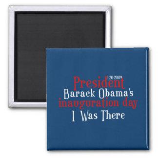 President Obamas inauguration Magnet