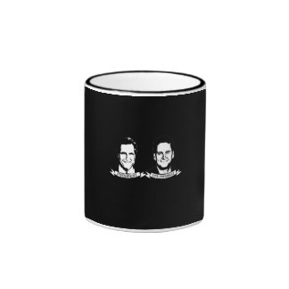 PRESIDENT ROMNEY AND VICE PRESIDENT PAWLENTY.png Coffee Mugs