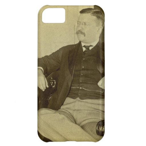 President Roosevelt at His Desk in White House Case For iPhone 5C
