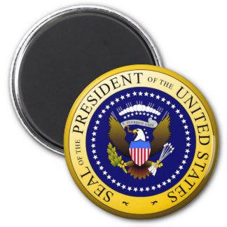 president seal magnet