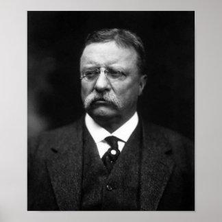 President Teddy Roosevelt Poster