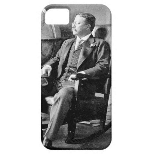 President Teddy Roosevelt Vintage White House iPhone 5 Case