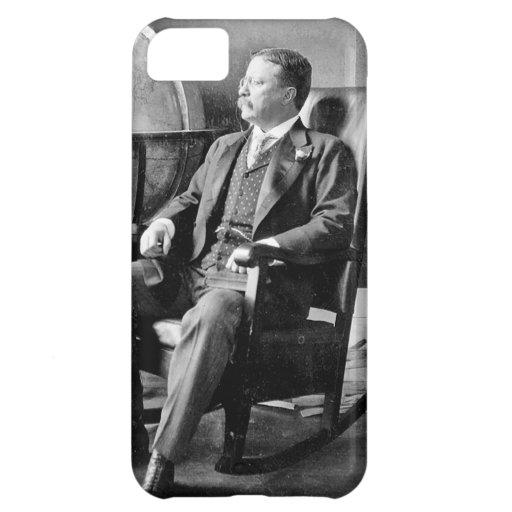 President Teddy Roosevelt Vintage White House iPhone 5C Cases