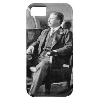 President Teddy Roosevelt Vintage White House iPhone 5 Covers