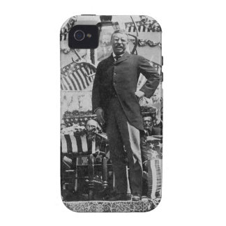 President Theodore Roosevelt in Wyoming iPhone 4/4S Covers