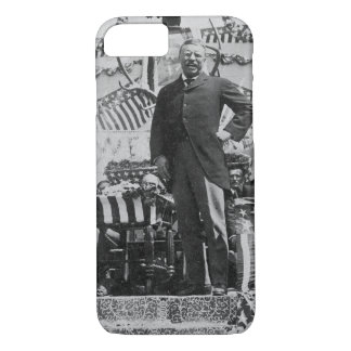 President Theodore Roosevelt in Wyoming iPhone 7 Case