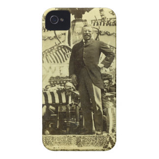President Theodore Roosevelt Speaking 1903 Case-Mate iPhone 4 Case