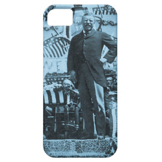 President Theodore Roosevelt Speaking in Wyoming iPhone 5 Cover