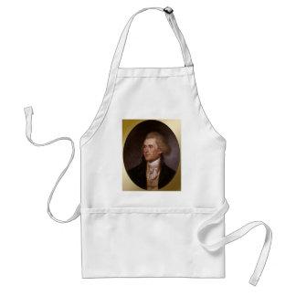 President Thomas Jefferson Adult Apron
