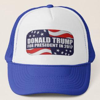 President Trump 2017 Trucker hat