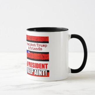 President Trump and Friends Mug