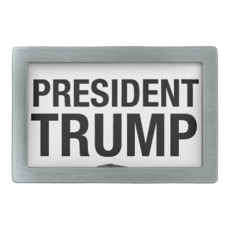 President Trump Belt Buckle