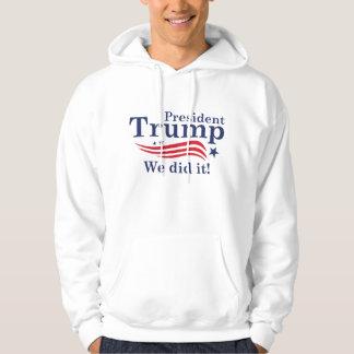 President Trump Hoodie