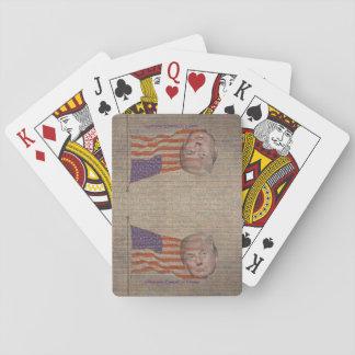 President Trump Playing Card Deck