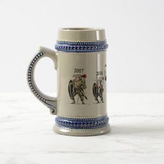 President Trump's First Term Beer Stein