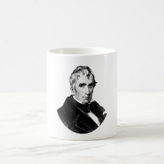 President William Henry Harrison Graphic Coffee Mug