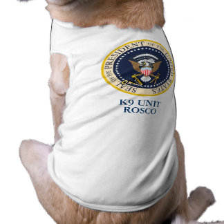 Presidential Dog Doggie T Shirt