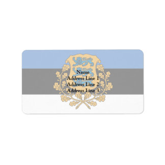 Presidential Estonia, Estonia Label