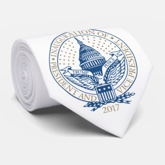 Presidential Inauguration 2017 Donald Trump Pence Tie