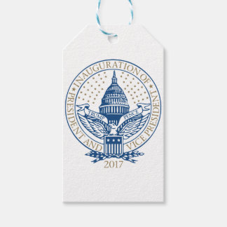 Presidential Inauguration Trump Pence 2017 Gift Tags