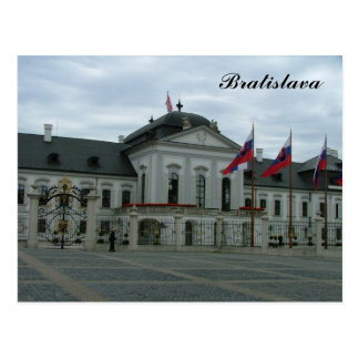 Presidential Palace Postcard