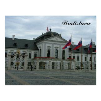 Presidential Palace Postcard