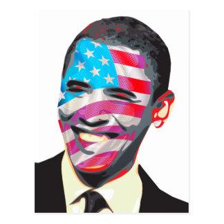 Presidential Smile Postcard