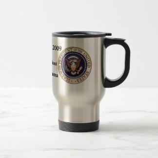 Presidential Souvenir Mug - Customized