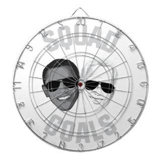 Presidential Squad Goals Dartboard