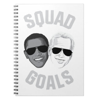 Presidential Squad Goals Notebook