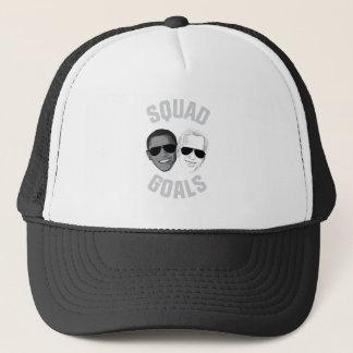 Presidential Squad Goals Trucker Hat