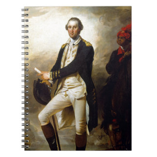 President's Day: George Washington Spiral Notebook