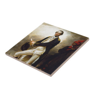 President's Day: George Washington Tile