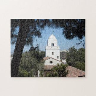 Presidio Park San Diego Jigsaw Puzzle