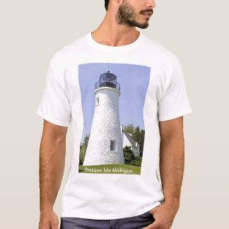 Presque Island Old Lighthouse T-Shirt