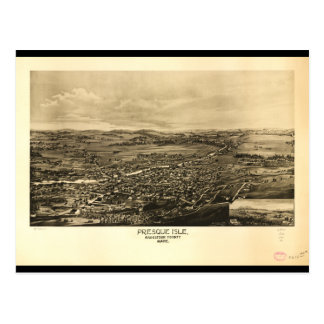 Presque Isle Aroostook County Maine (1894) Postcard