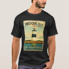 Presque Isle Lighthouse T-Shirt