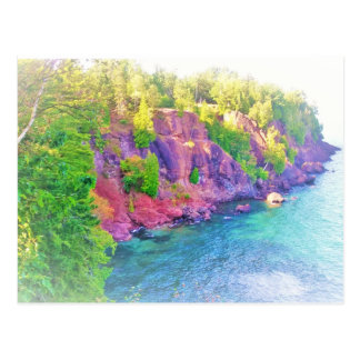 Presque Isle postcard
