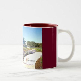Presqu'ile Winery Two-Tone Coffee Mug
