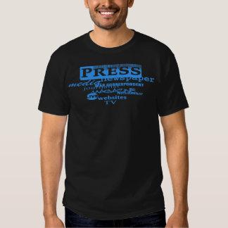 Press Tshirts