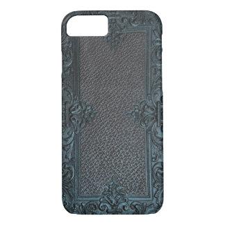 pressed leather sculpture furniture vintage decora iPhone 8/7 case