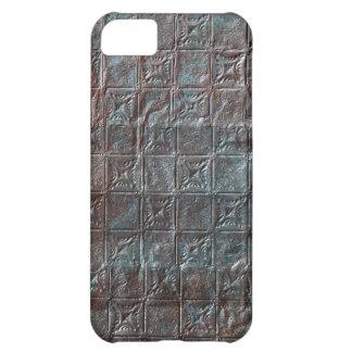 Pressed Tin iPhone 5C Cover