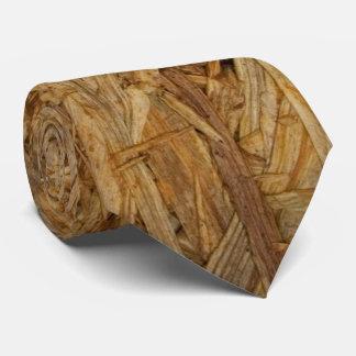 pressed wood residues textures tie