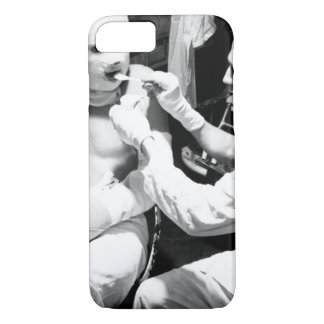 Pressure bandaged after they_War Image iPhone 7 Case