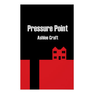 Pressure Point Book Cover Poster Print