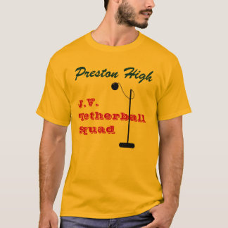 Preston High J.V. Tetherball Squad T-Shirt