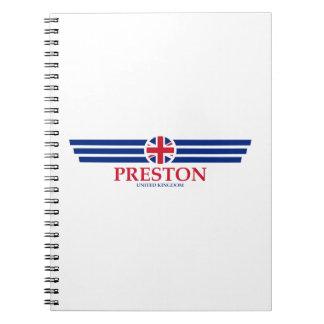 Preston Notebook
