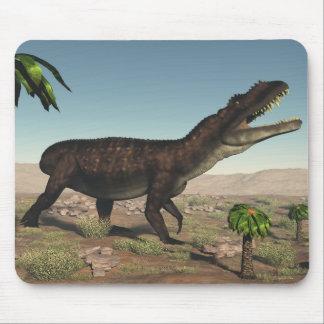 Prestosuchus dinosaur - 3D render Mouse Pad