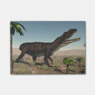 Prestosuchus dinosaur - 3D render Post-it® Notes