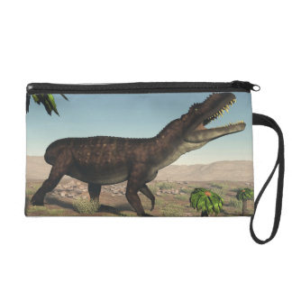 Prestosuchus dinosaur - 3D render Wristlet